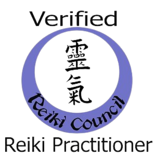 Verified Reiki Practitioner with the Reiki Council
